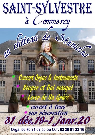 Annonce occasion, vente ou achat 'La Saint-Sylvestre chez Stan'