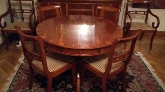 Annonce occasion, vente ou achat 'Table ronde pour salle à manger'