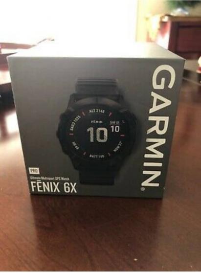 Garmin fénix 6x Pro