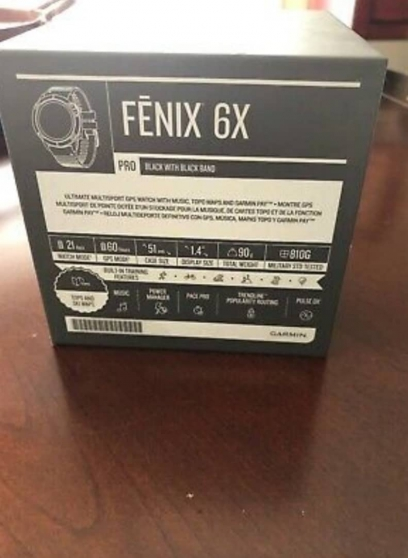 Garmin fénix 6x Pro - Photo 2