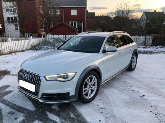 Audi A6 2.0 TDI Allroad