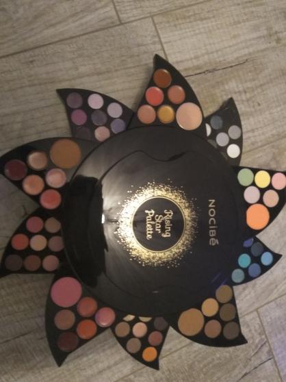 nocibe palette de maquillage rising star