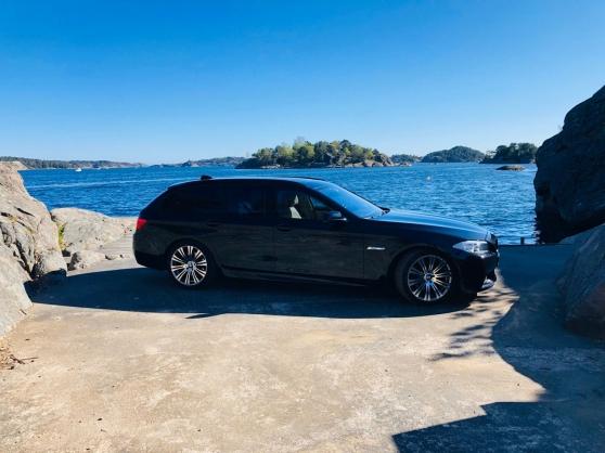 Annonce occasion, vente ou achat 'BMW Série 5'