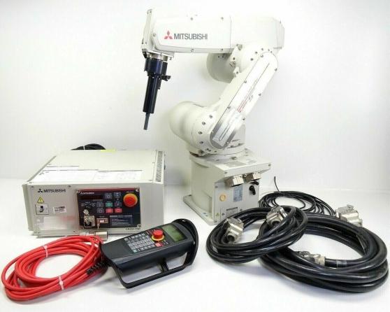 Mitsubishi Robot Arm RV-6SD-S12