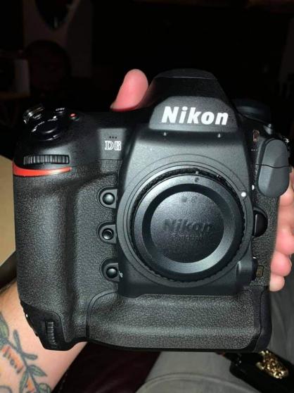 Annonce occasion, vente ou achat 'Nikon D6'