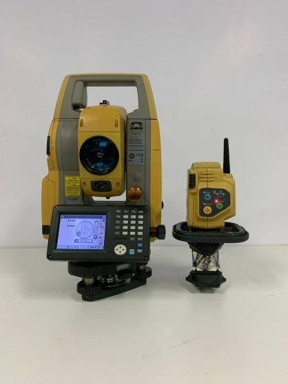 "Topcon DS-203AC 3"" Robotic Survey"