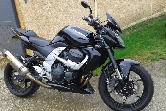 Annonce occasion, vente ou achat 'Moto KAWAZAKI Z 750 2009 TBE'