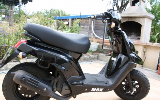 Scooter MBK booster 1one