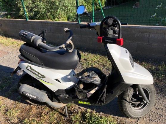 Annonce occasion, vente ou achat 'Scooter dernière génération 2016'