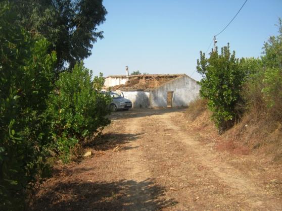 Propriété au sud du Portugal