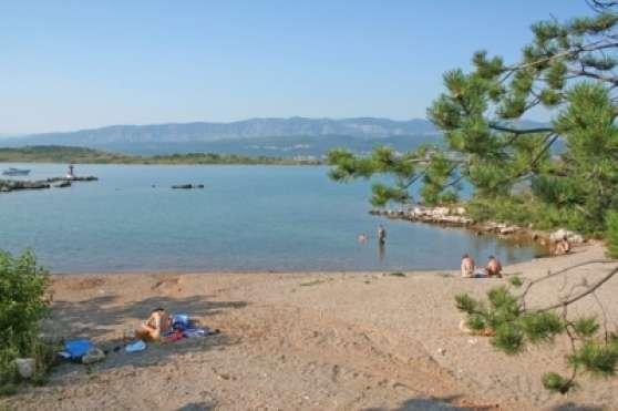 appart F3 70M de la mer Ile Krk Croatie - Photo 4