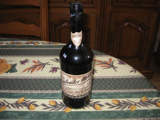 Calvados Morin Hors d'age 1 litre