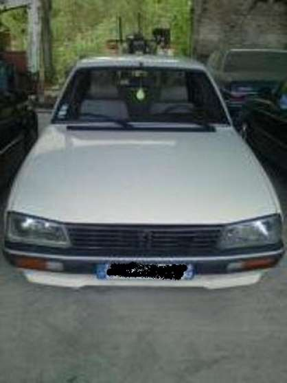 Peugeot 505 SRD Turbo CT OK