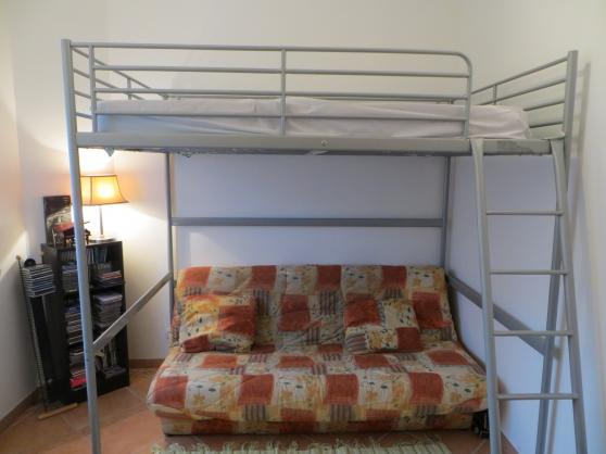 Lit Mezzanine Double Ikea : Lit mezzanine ikea tromso places meubles dÉcoration