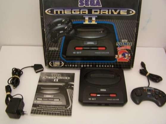Annonce occasion, vente ou achat 'console megadrive 2 en boite'