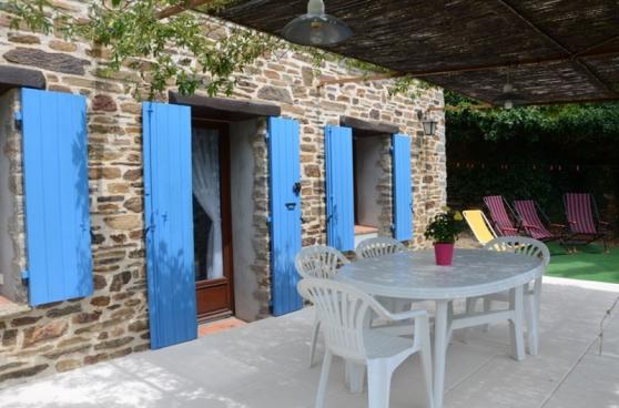 Villa 4 Pers Plage Mer Soleil Vue Calme
