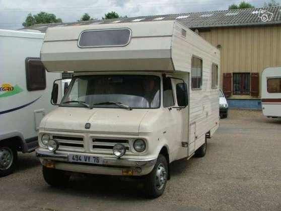 camping car bedford caravanes camping car camping car. Black Bedroom Furniture Sets. Home Design Ideas