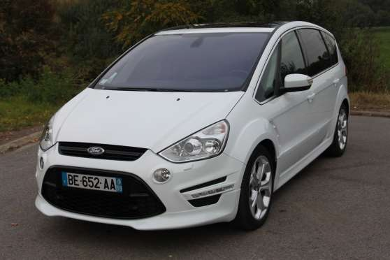 ford s max 2l tdci sport edition 163cv auto ford douchy. Black Bedroom Furniture Sets. Home Design Ideas