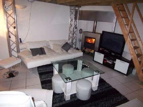appartement duplex 5 pièces