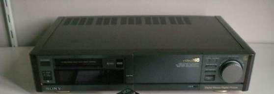 SONY Hi8 Vidéo8 8mm PRO EV-S1000 PAL