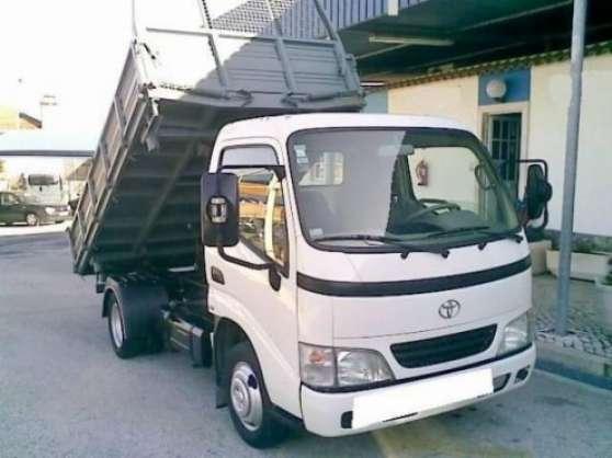 Toyota Dyna 35.25 tri-dump-235000