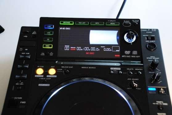 Pioneer cdj 2000 x 2