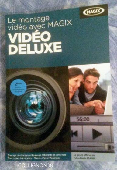 Le Montage Vidéo Deluxe Facile