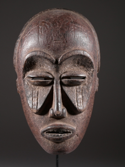 Pièce d'art africain