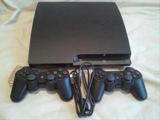 playStation 3 Slim de 320Go