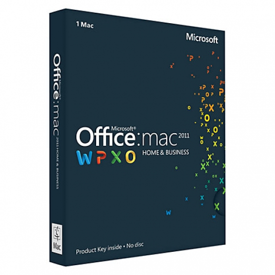 Annonce occasion, vente ou achat 'Microsoft Office Home & Business 2011'