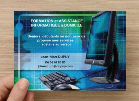 formation informatique à domicile à pertuis - Annonce gratuite marche.fr