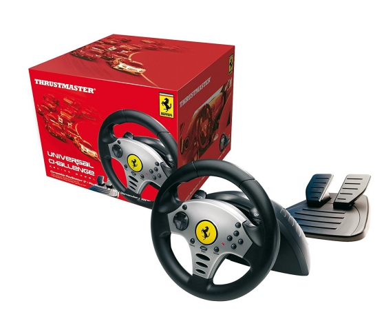 Annonce occasion, vente ou achat 'Volant Thrustmaster Ferrari Challenge Ra'