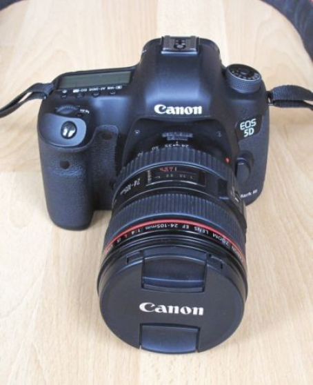 Annonce occasion, vente ou achat 'Appareil photo canon eos 5D mark III'