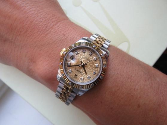 Annonce occasion, vente ou achat 'Rolex pour femme'