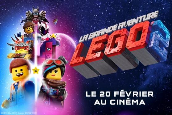 """La Grande Aventure Lego 2"""