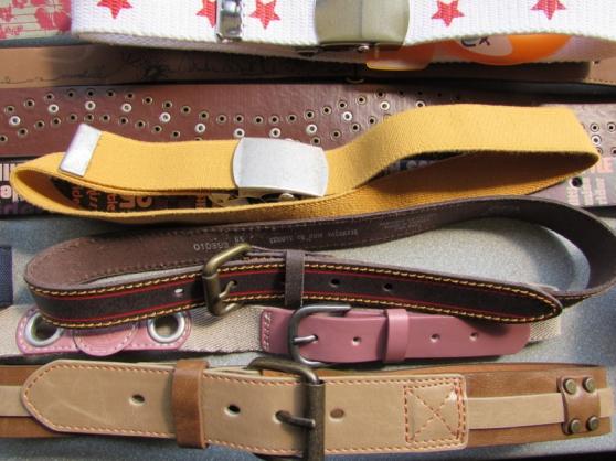 lot de ceintures enfants - Photo 2