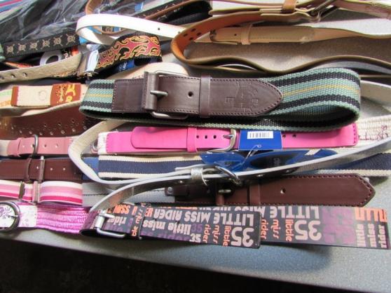 lot de ceintures enfants - Photo 3