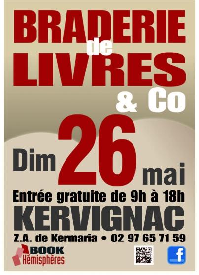 Annonce occasion, vente ou achat 'Braderie de Livres d\'occasion'