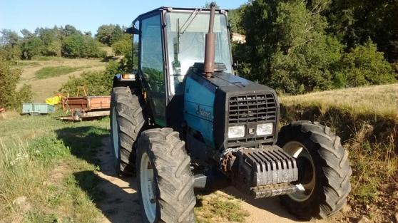 Annonce occasion, vente ou achat 'Tracteur agricole VALTRA'