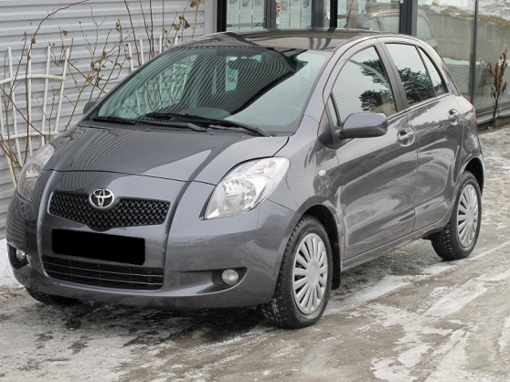 Annonce occasion, vente ou achat 'superbe toyota yaris'