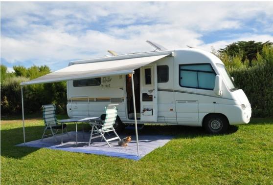 camping car mercedes esterelle 21 lb - Annonce gratuite marche.fr