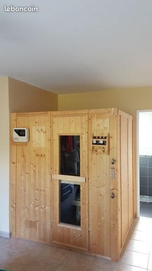 sauna finlandais 2-3 pers - Annonce gratuite marche.fr