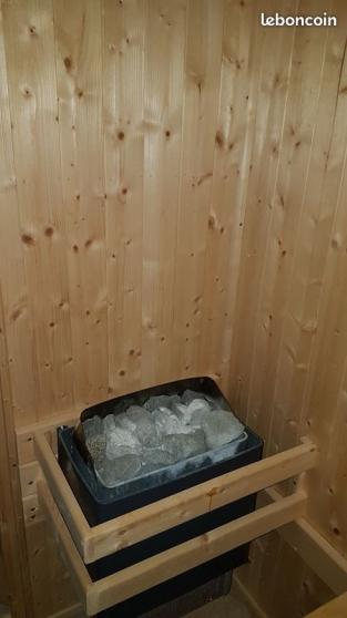 Sauna Finlandais 2-3 pers - Photo 3