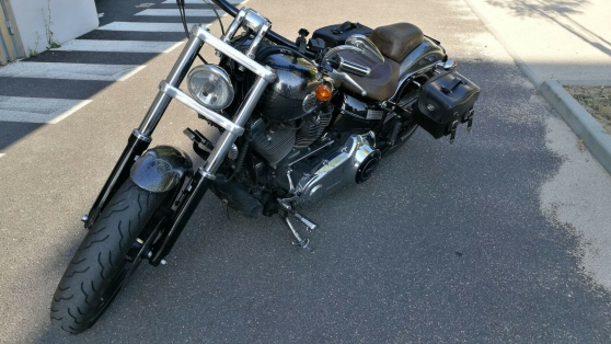 Annonce occasion, vente ou achat 'Harley Davidson Breakout FXSB 1700'