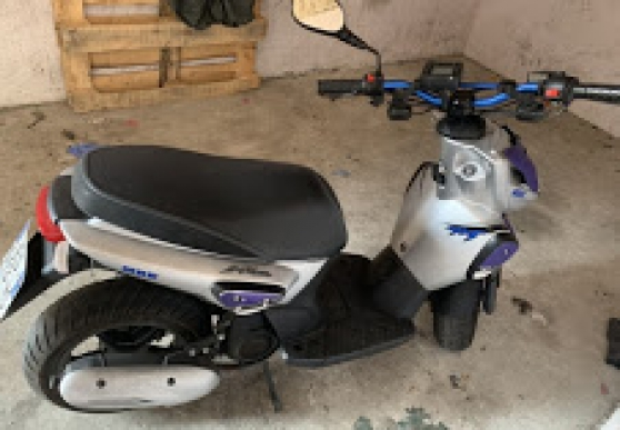 scooter 50cc 2018