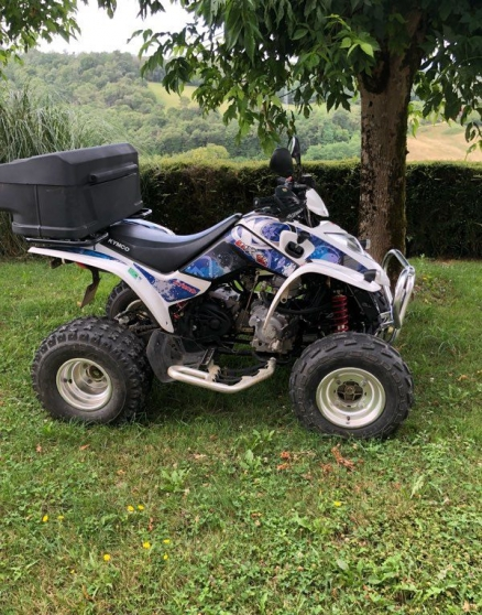 Quad kymco maxxer - Photo 1