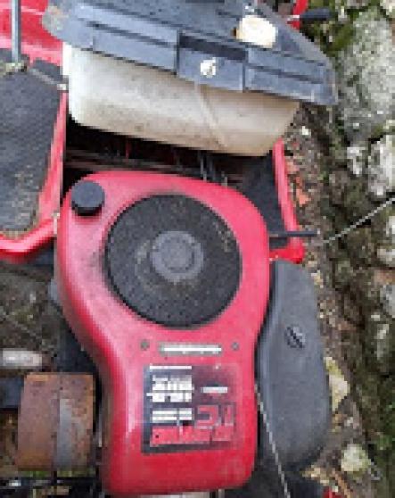 Tracteur tondeuse - Photo 2