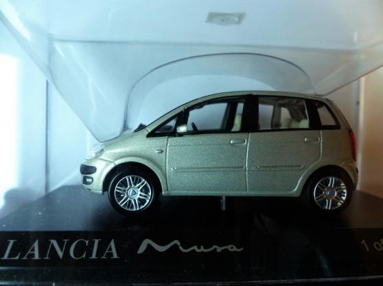 Annonce occasion, vente ou achat 'LANCIA MUSA miniature NOREV 1/43ème'