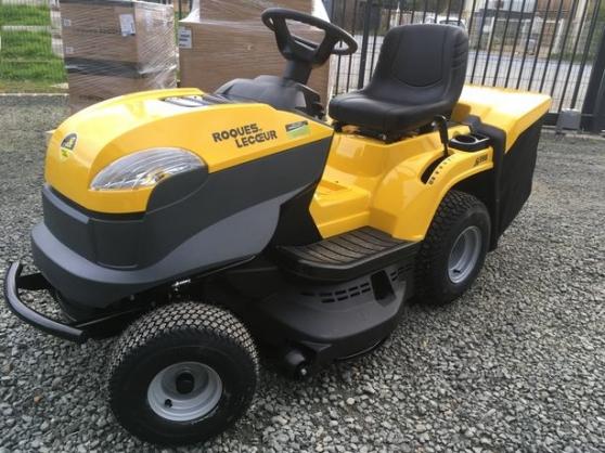 Annonce occasion, vente ou achat 'Tracteur tondeuse neuf roques et lecoeur'