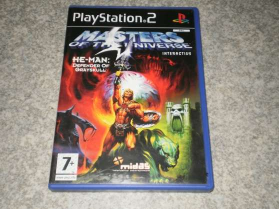 Masters Of The Universe Ps2